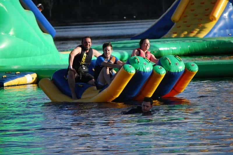 Water Fun with Youth and Young Adults