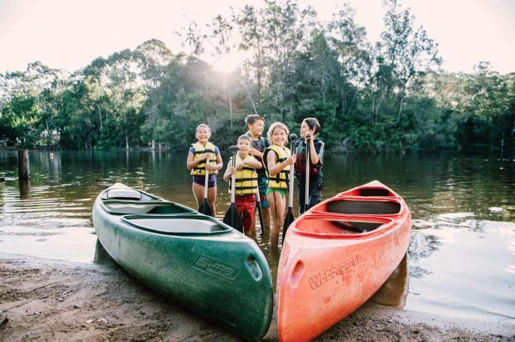 Canoe Lake - QCCC Mapleton