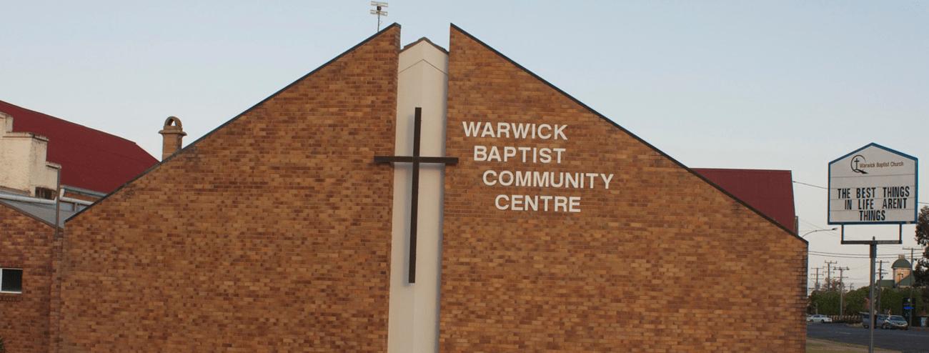 Warwick Baptist